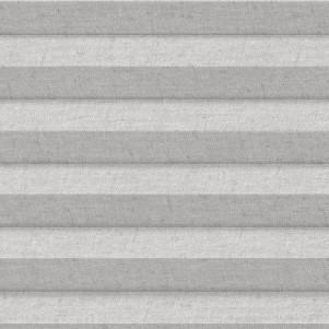 Plissee Linen Perlmutt Black Out 40102