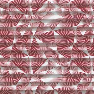 Plissee Triangle Perlmutt  40182