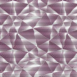 Plissee Triangle Perlmutt 40184